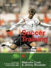 Soccer Training - Malcolm Cook, Alex Ferguson
