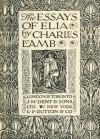The Essays of Elia - Charles Lamb