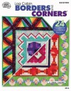 Quilting Log Cabin Borders and Corners - Linda Causee, American School of Needlework Staff