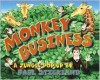 Monkey Business: A Jungle Pop-Up - Paul Stickland