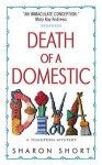 Death of a Domestic Diva: A Toadfern Mystery - Sharon Short