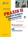 Praxis II English Subject Assessments 0041, 0042, 0043, 0049 - Anita Price Davis