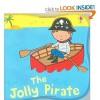 Jolly Pirate Bath Book. Illustrator, Stella Baggot - Stella Baggott