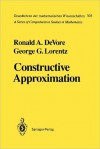 Constructive Approximation - Ronald A. DeVore, George G. Lorentz