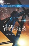 Claimed By The Demon (nocturne) - Doranna Durgin