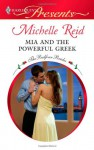 Mia and the Powerful Greek (The Balfour Brides, #1) - Michelle Reid