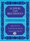 Complete String Quartets - Ludwig van Beethoven