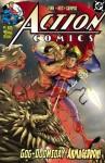 Action Comics (1938-2011) #825 - J.D. Finn, Joe Prado, Ivan Reis