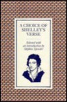 A Choice of Shelley's Verse - Percy Bysshe Shelley, Stephen Spender