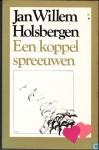Een koppel spreeuwen - J.W. Holsbergen