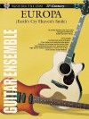 Warner Bros. Publications 21st Century Guitar Ensemble Series: Europa (Earth¿s Cry Heaven¿s Smile) - Aaron Stang