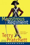 Monstrous Regiment - Terry Pratchett, Stephen Briggs