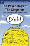 The Psychology of the Simpsons: D'oh! - Alan S. Brown, Alan Brown