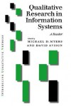 Qualitative Research in Information Systems: A Reader - Michael D. Myers, David E. Avison