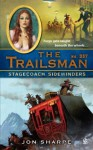 Stagecoach Sidewinders (The Trailsman, #357) - Jon Sharpe
