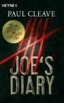 Joe's Diary - Paul Cleave