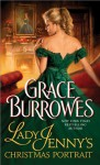 Lady Jenny's Christmas Portrait (The Duke's Daughters, #5) - Grace Burrowes