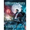 The Dresden Files Roleplaying Game: Volume One: Your Story - Leonard Balsera, Jim Butcher, Genevieve Cogman, Rob Donoghue, Fred Hicks, Kenneth Hite, Ryan Macklin, Chad Underkoffler, Clark Valentine
