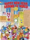 Happy New Year Around the World - Sylvia Walker