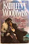 The Flame and the Flower, Woodiwiss, Hardcover, 1995 - Kathleen E. Woodiwiss