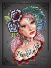 Marked in Ink: A Tattoo Coloring Book - Megan Massacre