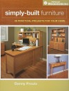 Simply-Built Furniture - Danny Proulx