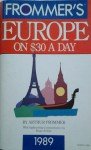 Frommer's Europe on $30 a day - Arthur Frommer