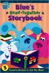 Blue's Read-Together Storybook - Simon Spotlight, Nickelodeon
