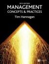 Management: Concepts &Practices - Tim Hannagan