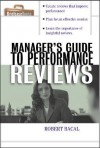 The Manager's Guide to Performance Reviews - Robert Bacal