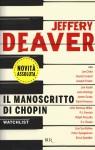 Il manoscritto di Chopin - Jeffery Deaver, I. Annoni