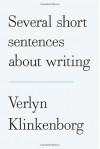 Several Short Sentences About Writing by Klinkenborg, Verlyn [paperback(2012/8/7)] - aa