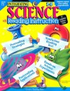 Integrating Science with Reading Instruction: Hands-On Science Units Combined with Reading Strategy Instruction - Creative Teaching Press, Marilyn Marks