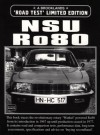 NSU Ro80 Road Test Limited Edition - R.M. Clarke