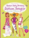 Sticker Dolly Dressing Fashion Designer Summer Collection - Fiona Watt