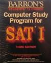 Barrons's Computer Study Program for Sat I - Tessa Krailing, Sharon Weiner Green, Mitchel Weiner