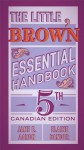 The Little, Brown Essential Handbook, Fifth Canadian Edition with MyCanadianCompLab (5th Edition) - Jane E. Aaron, Elaine Bander