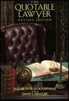 The Quotable Lawyer - Elizabeth Frost-Knappman