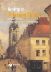 Readings in Planning Theory - Scott Campbell, Susan Fainstein