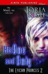 His One and Only [The Lycan Princes 2] - Jorja Kish
