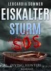 Eiskalter Sturm. Thriller (Diving Hunters 3) - Leocardia Sommer