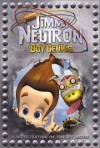 Jimmy Neutron Boy Genius - Marc Cerasini, Nickelodeon