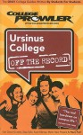 Ursinus College Off the Record - Bart Brooks, Jen Vella, Amy Campbell