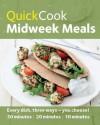 Hamlyn QuickCook: Midweek Meals - Emma Jane Frost
