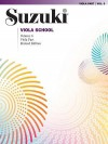 Suzuki Viola School, Volume 6: Viola Part - Shinichi Suzuki
