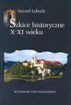 Szkice historyczne X-XI wieku : z dziejów organizacji Kościoła w Polsce we wczesnym średniowieczu - Gerard Labuda