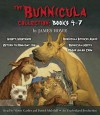 The Bunnicula Collection: Books 4-7: Nighty-Nightmare; Return to Howliday Inn; Bunnicula Strikes Again!; Bunnicula Meets Edgar Allan Crow - James Howe, Victor Garber, Patrick Mulvihill