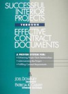 Successful Interior Projects Through Effective Contract Documents - Joel Downey, R.A. Gilbert