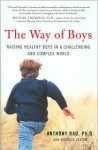 The Way of Boys: Raising Healthy Boys in a Challenging and Complex World - Anthony Rao, Michelle Seaton
