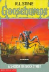 A Shocker on Shock Street (Goosebumps, #35) - R.L. Stine